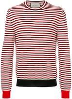 Gucci striped jumper