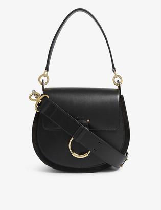 Chloé Tess leather shoulder bag
