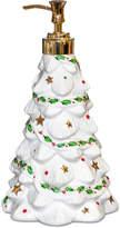 Lenox Holiday Tree Soap Pump