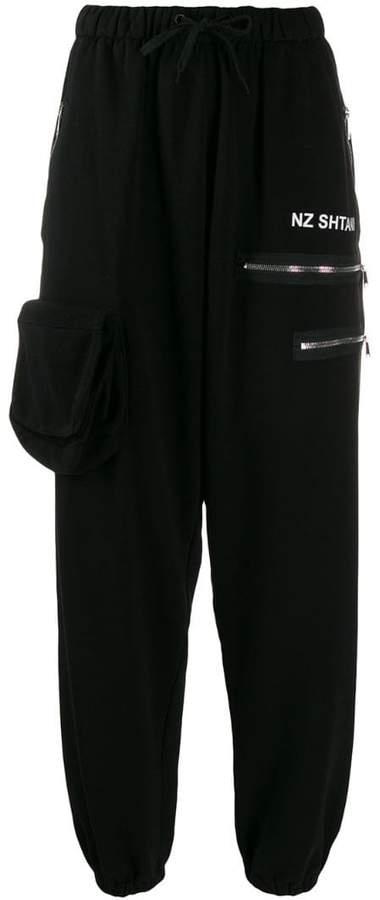 357dd0c0 Natasha Zinko Athletic Trousers For Women - ShopStyle UK