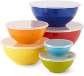JCPenney Cooks 12-pc. Mixing Bowl and Lid Set