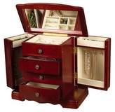 Mele Harmony - Cherry Musical Jewelry Box
