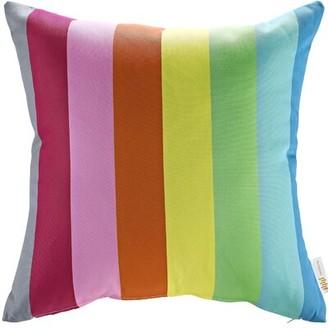 Modway Patio Rainbow Indoor/Outdoor Throw Pillow