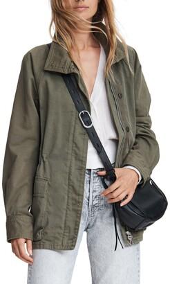 Rag & Bone Mazie Cotton Military Jacket