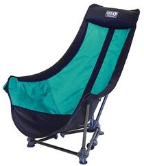 Eno Eagles Nest Outfitters Lounger DL Folding Camping Chair ENO- Eagles Nest Outfitters Color: Navy/Seafoam