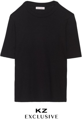 Kirna Zabête The Fitted Ribbed Tee