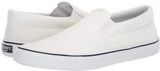 Sperry Striper II Slip-On Sneaker (SW Grey) Men's Shoes