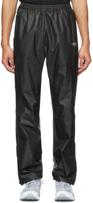 AFFIX Black Technical Lounge Pants