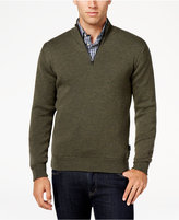 Barbour Men's Becket Quarter-Zip Sweater