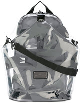 adidas by Stella McCartney transparent swim backpack