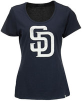 '47 Women's San Diego Padres Relaxed Knockout T-Shirt