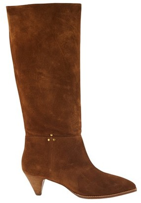 Jerome Dreyfuss Sabrina suede boots