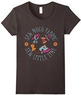 Women's Sew Much Fabric Sew Little Time T-shirt Medium