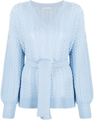 Malo Cable-Knit Jumper