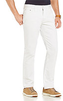 Nautica Stretch Athletic-Fit Straight-Leg Jeans