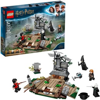Lego Harry Potter The Rise of Voldemort Set 75965