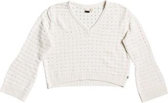 Roxy Do You Good Crop Sweater