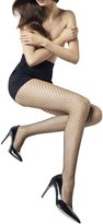 Marilyn Womens Comfortable Classic Net Tights Jacquard Pattern Fishnet Hosiery 20 Denier