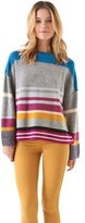 Sonia Rykiel Sonia by Wide Sleeve Sweater