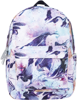 Accessorize Cosmic Marble Printed Backpack