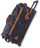 L.L. Bean Sportsman's Rolling Gear Bag, Drop-Bottom Extra-Large