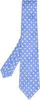 Kiton polka dot tie - men - Silk - One Size