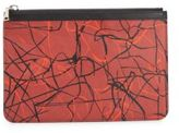 Proenza Schouler Printed Leather Medium Zip Pouch