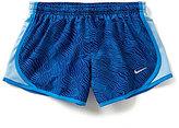 Nike Big Girls 7-16 Printed Tempo Shorts