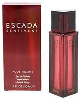 Escada SENTIMENT by Eau De Toilette Spray 1.7 oz For Men