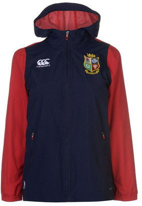 Canterbury of New Zealand British And Irish Lions Full Zip Rain Jacket Ladies