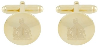 Lanvin logo engraved cufflinks