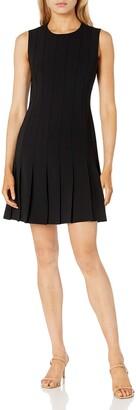 Theory Women's Pintuck Dress