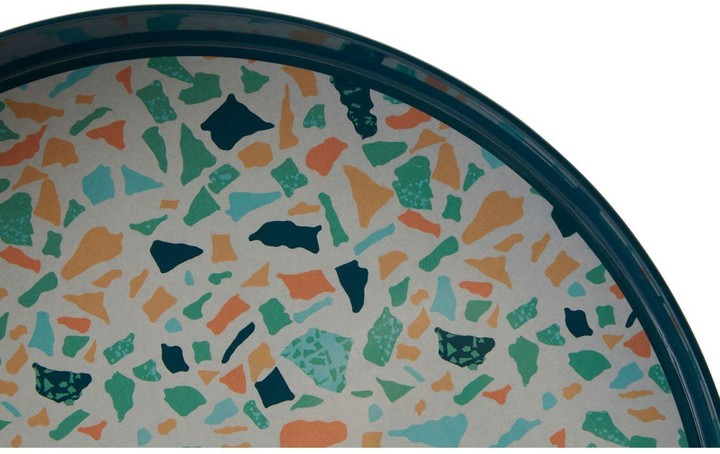 Thumbnail for your product : Premier Housewares MimoTerrazzo Round Serving Tray