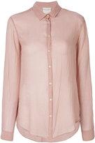 Forte Forte classic shirt - women - Silk/Cotton - 1