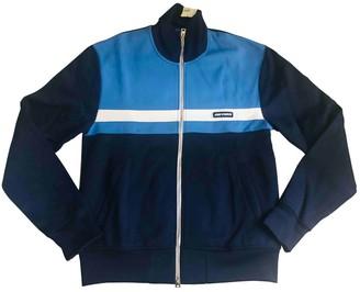 Ami Navy Polyester Jackets