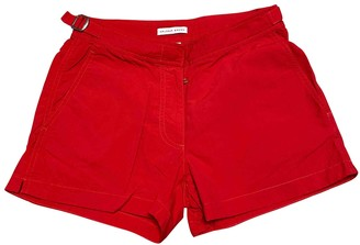 Orlebar Brown Red Shorts for Women