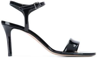 Marc Ellis Glass slingback sandals