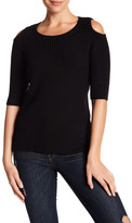 Acrobat Cold Shoulder Sweater
