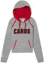 PINK University Of Louisville Bling Crossover Perfect Pullover