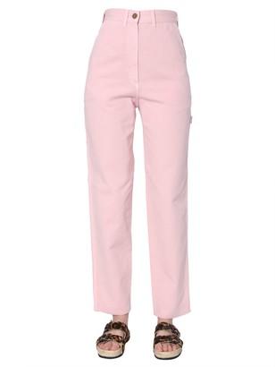 Alberta Ferretti High-waist Jeans