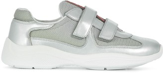 Prada Double Strap Sneakers