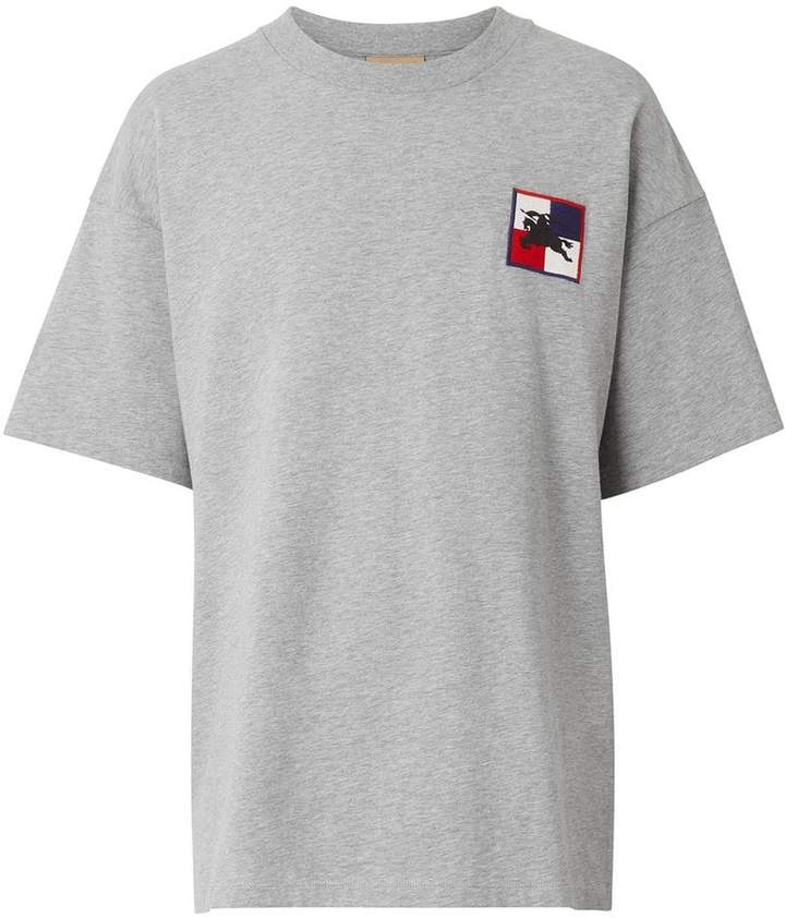 Burberry Chequer EKD Cotton T-shirt