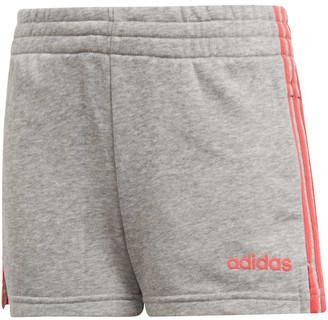 adidas Girls Essentials 3 Stripes Shorts