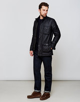 Barbour Corbridge Hunting Jacket Black