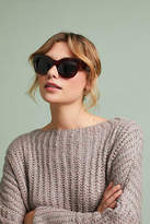 Anthropologie Garnet Cat-Eye Sunglasses