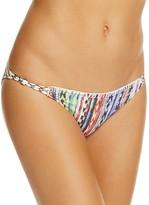 Ale By Alessandra Beach Blanket Ikat Cali Bikini Bottom