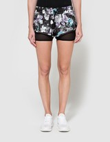 adidas by Stella McCartney Run Dark Blossom 2 in 1 Short