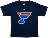 Reebok Kids' Short-Sleeve David Backes St. Louis Blues Player T-Shirt