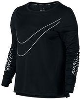 Nike Dri-FIT Long-Sleeve Top
