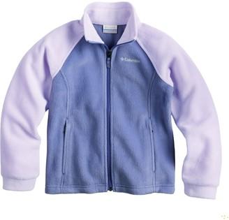 Columbia Girls 4-16 Three Lakes Lightweight Fleece Jacket